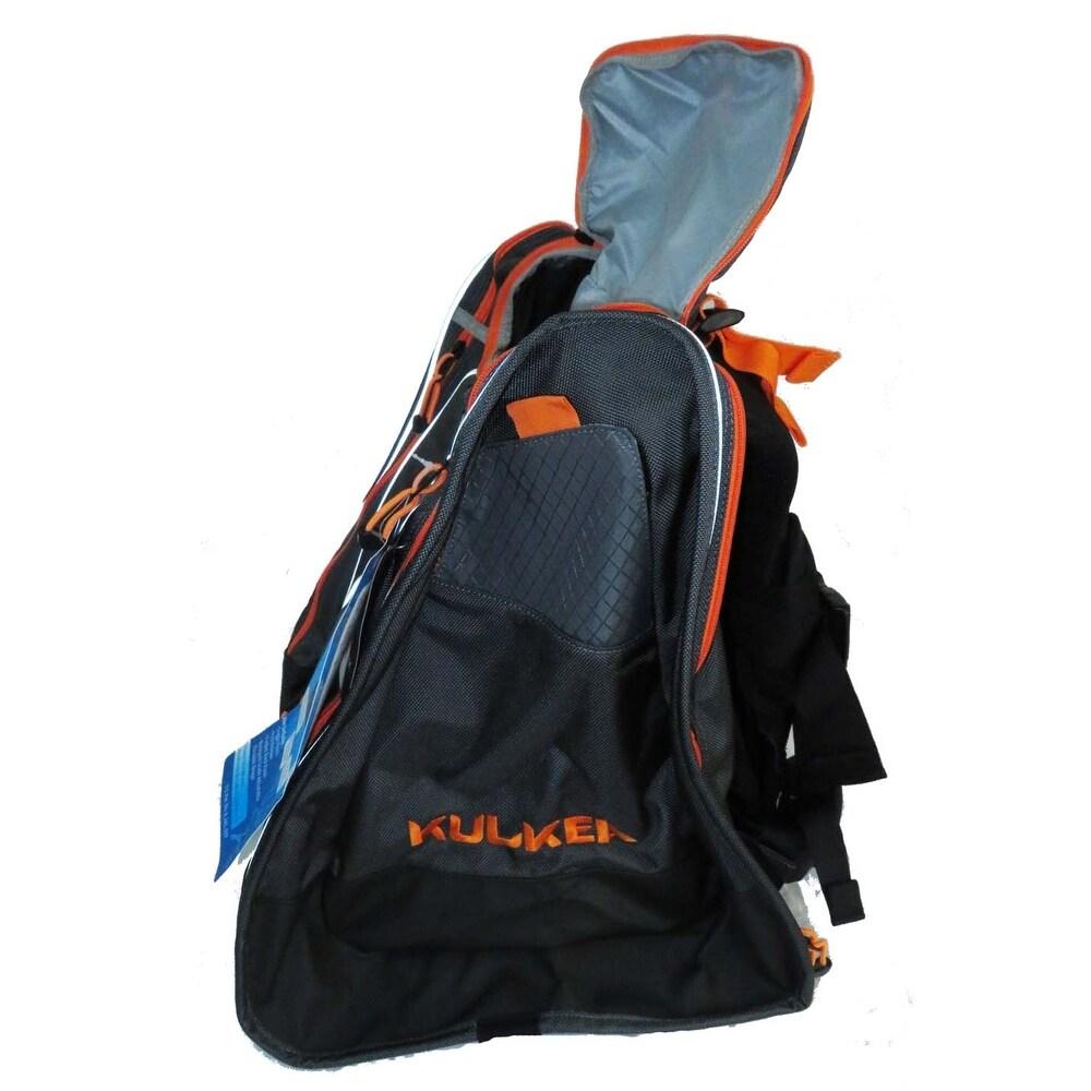 523999c4fc Shop Kulkea Boot Trekker Grey Black Orange Ski Boot Backpack - Ships To  Canada - Overstock - 20108766