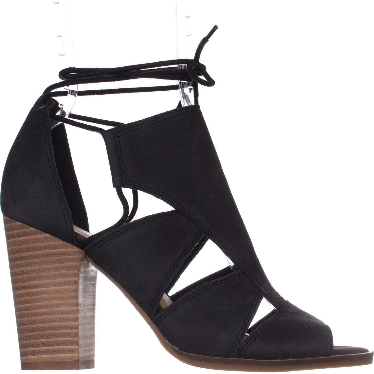 f83b7fec5b8 Shop Lucky Brand Lanita Block Heel Sandals