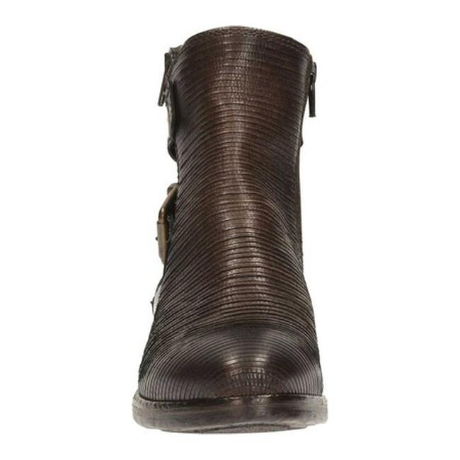 f5b076e2955 Clarks Women's Sicilly Dove Ankle Boot Brown Leather