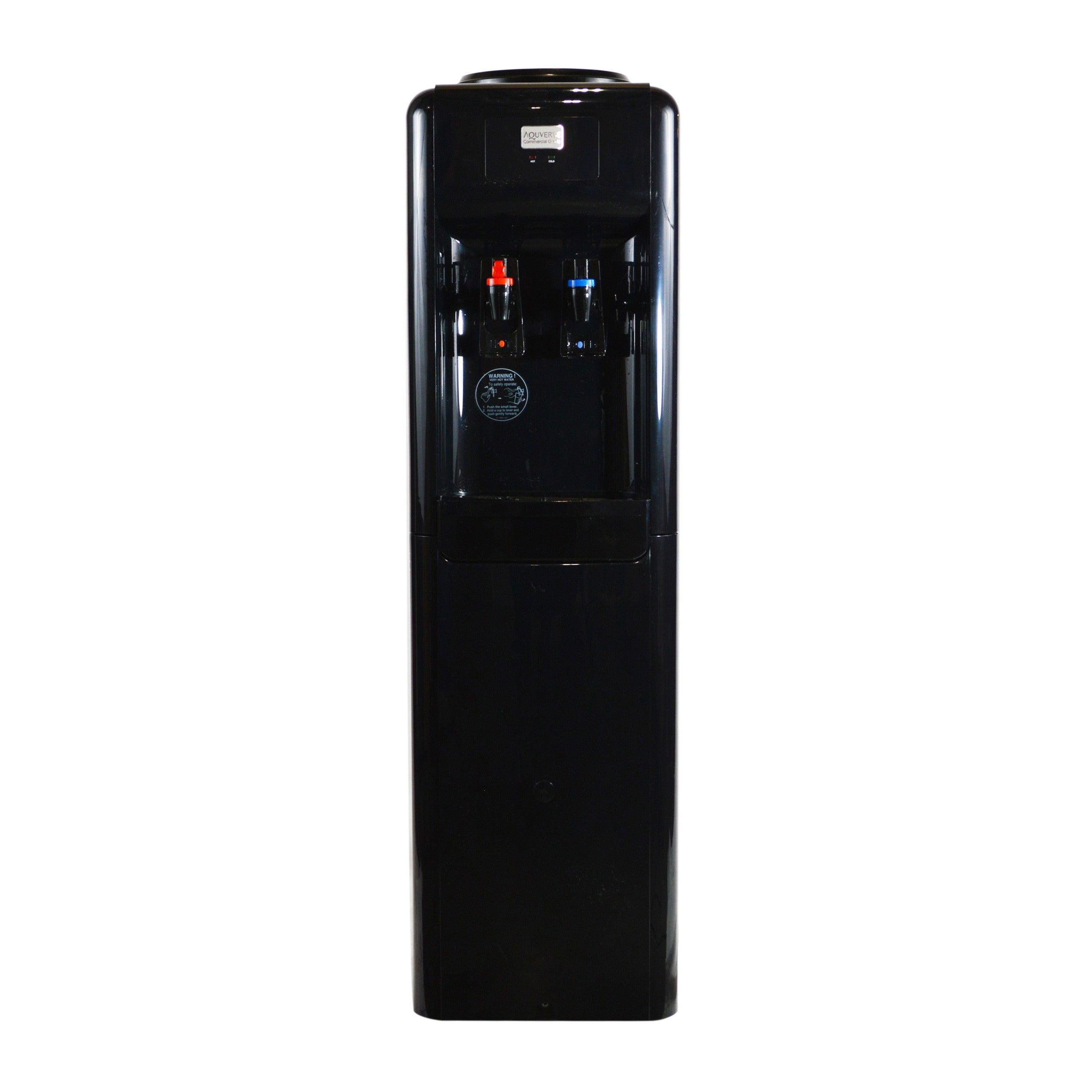 Shop Aquverse A6000 Hot/Cold Water Cooler - Black - Free Shipping ...