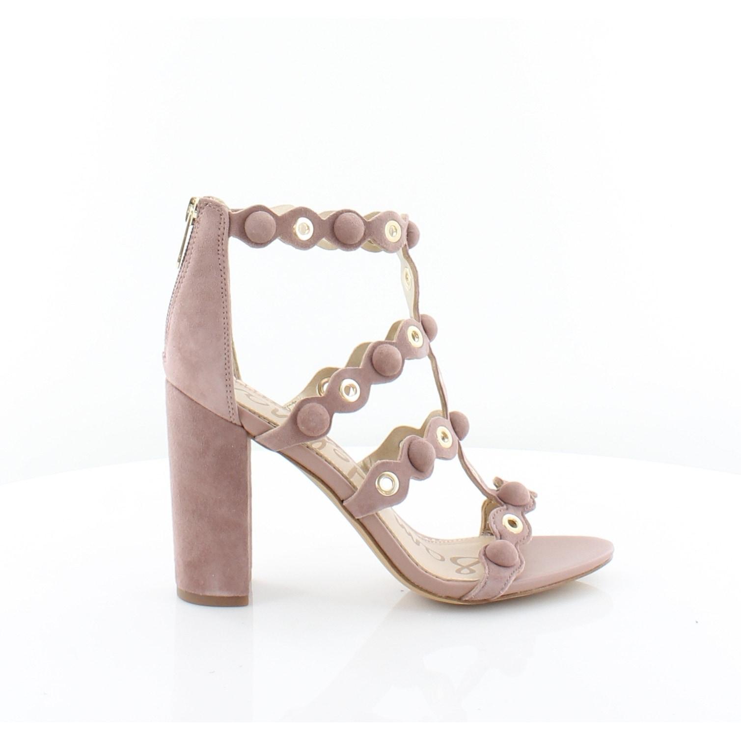 3c1795bc8cf8 Shop Sam Edelman Yuli Women s Heels Dusty Rose - 7 - Free Shipping ...