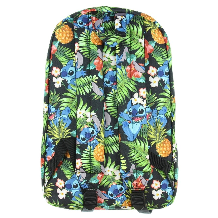 a288b723a17 Shop Loungefly Disney Stitch Hawaiian Backpack - Free Shipping On Orders  Over  45 - Overstock - 19620406