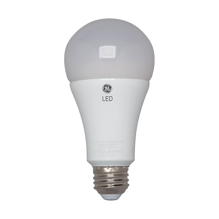 Shop Ge Lighting 92118 Medium Base 3 Way Led Bulb Daylight 5000k