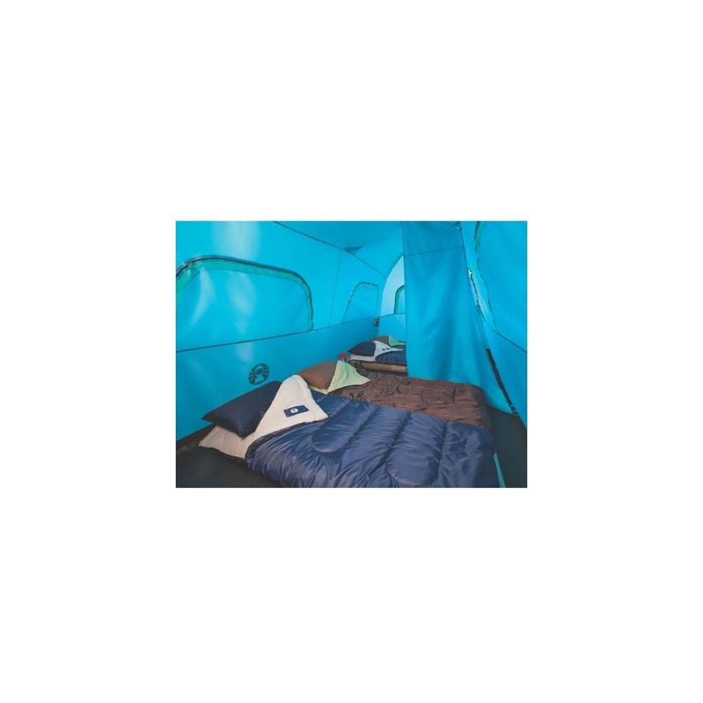 bc751187d06 Shop Coleman Signal Moutain 8 Person Tent Instant Tent - Free Shipping Today  - Overstock - 19512142