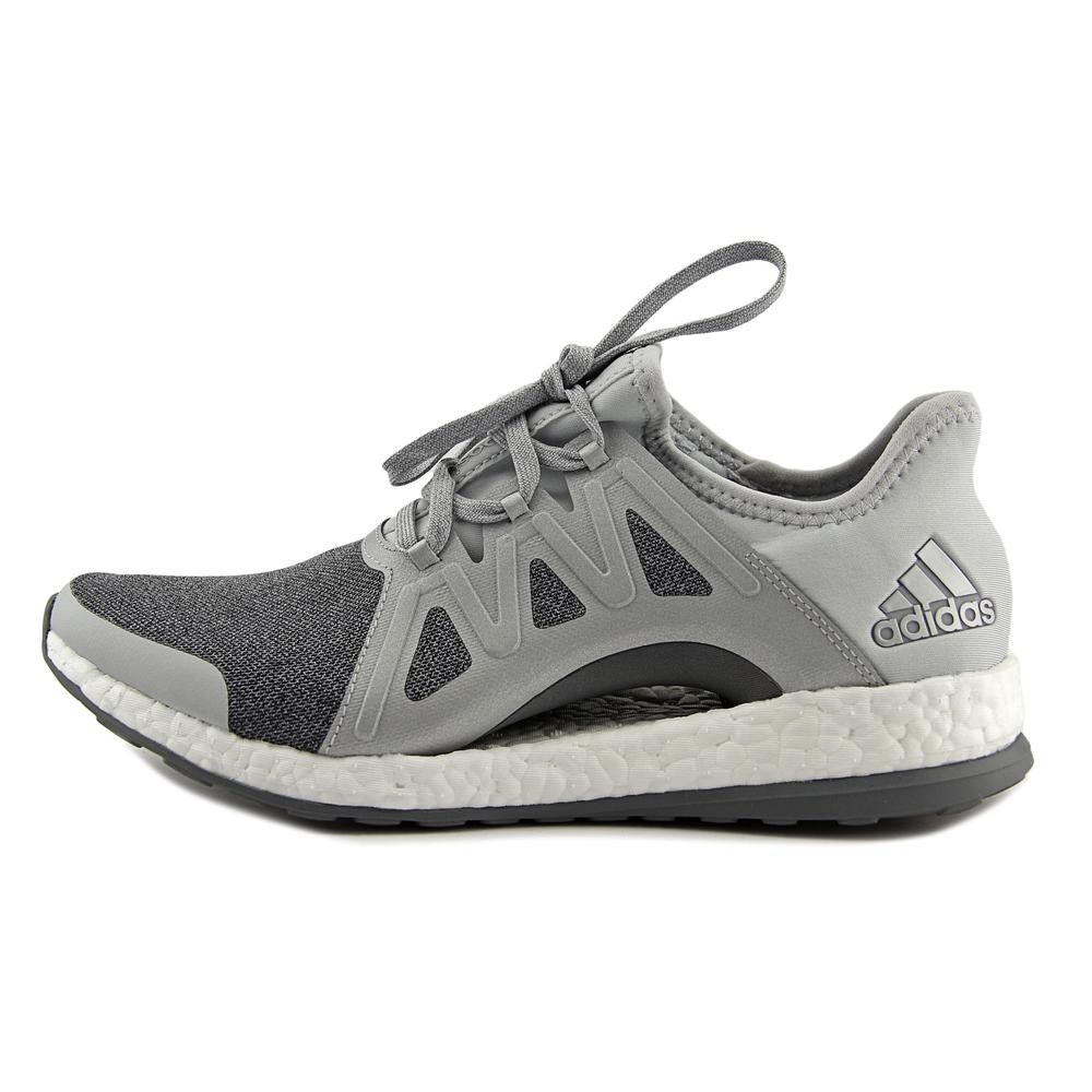 4ff40981d93eb Shop Adidas PureBoost Xpose Women Round Toe Canvas Gray Running Shoe - Free  Shipping Today - Overstock - 16923566