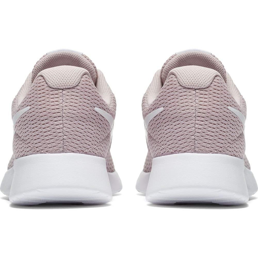 1d39ab724a2c Shop Nike Tanjun Women Running Sneakers Particle Rose White Size 9 - Free  Shipping Today - Overstock - 25591596