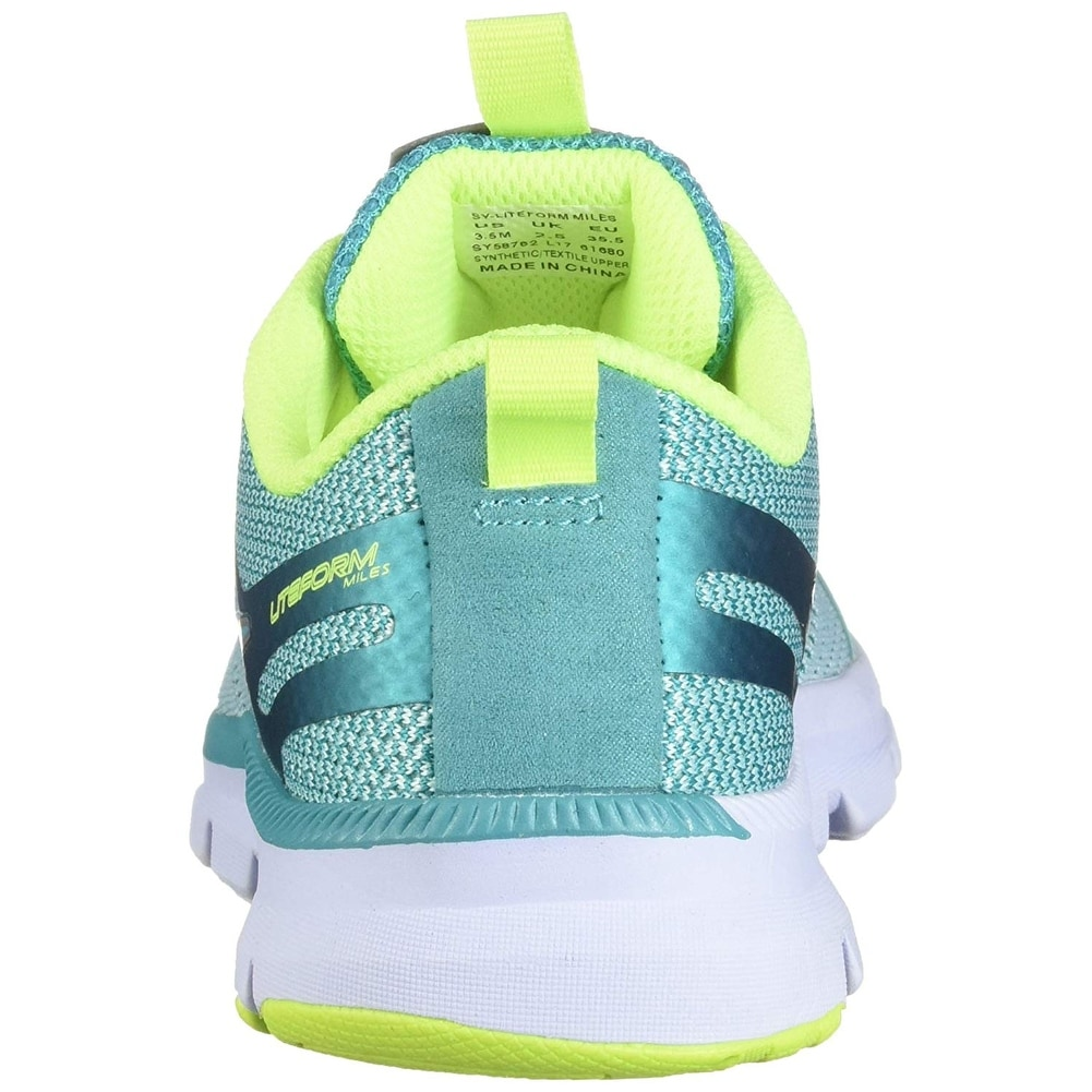 Top Low Lace Sneaker Liteform Girls Saucony Miles Kids Up Running 67gYfybv