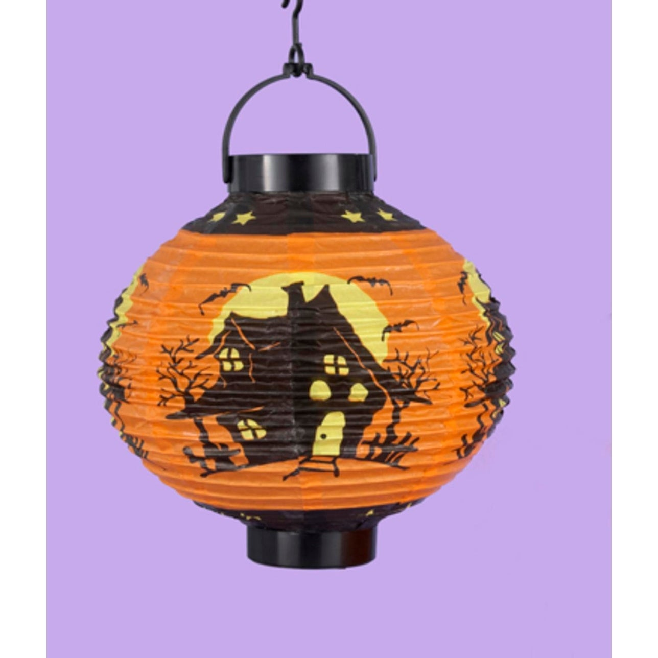 8 Led Battery Operated Y Haunted House Chinese Paper Lantern On Free Shipping Orders Over 45 16544199