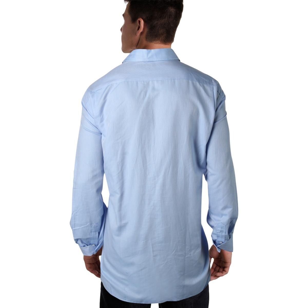 Shop Polo Ralph Lauren Mens Button Down Top Twill Tab Collar Free