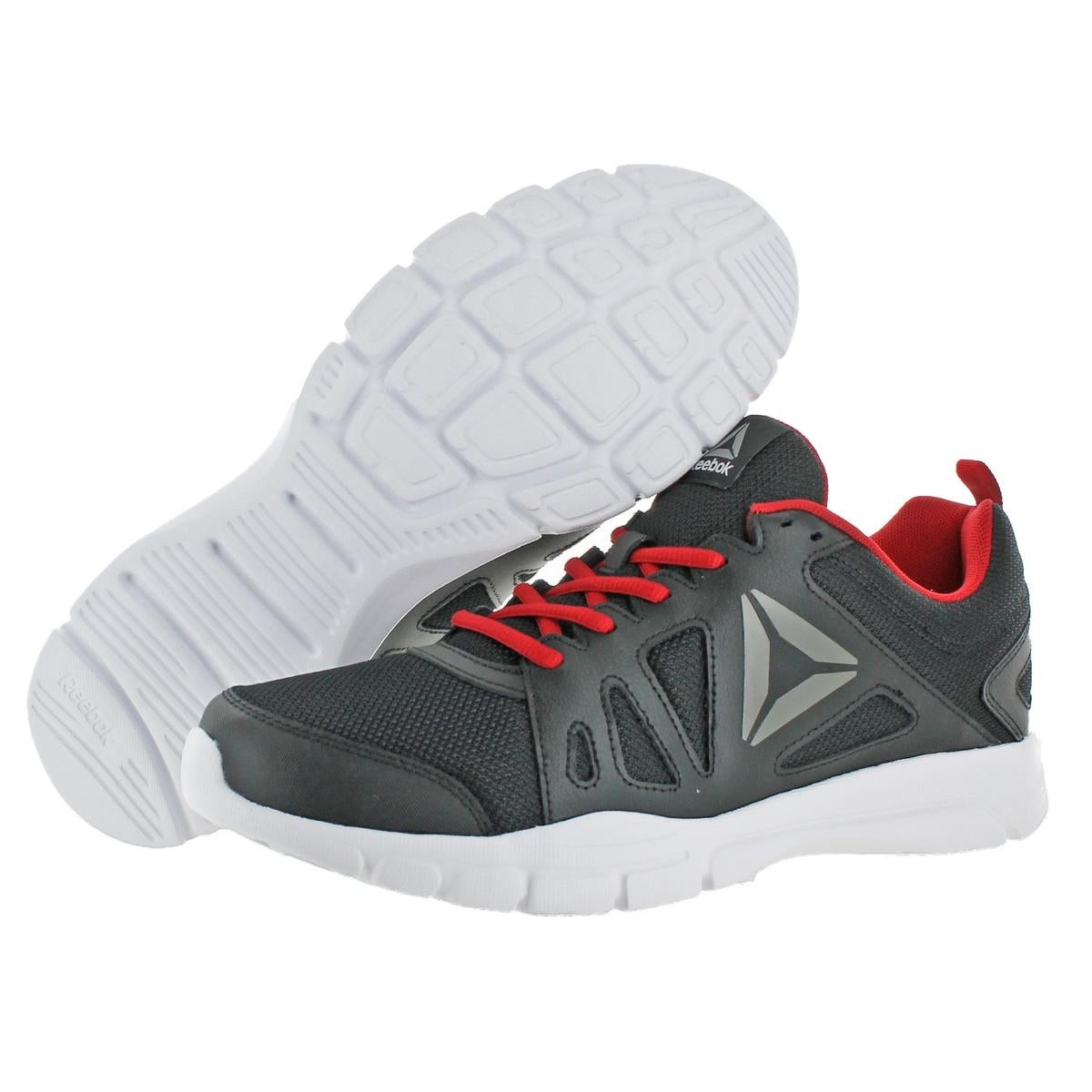 a9b6b8fdbdea1c Shop Reebok Mens Trainfusion Nine 2.0 LMT Trainers MemoryTech 3D Ultralite  - Free Shipping On Orders Over  45 - Overstock - 22680372