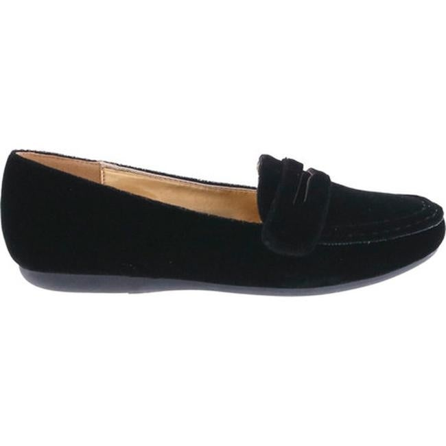 7062dccf52 Bellini Women's Birdie Loafer Black Velvet