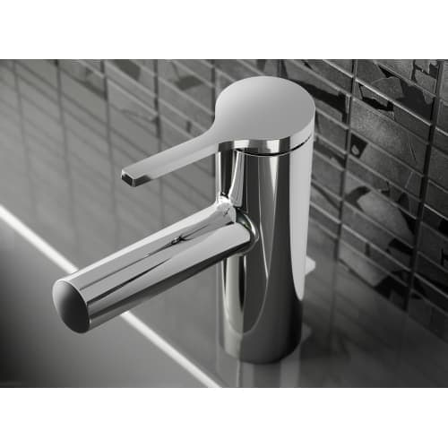 Kohler K 99491 4 Elate 1 2 Gpm Single Hole Bathroom Faucet Includes Metal Pop Up Drain Embly Polished Chrome Free Shipping Today