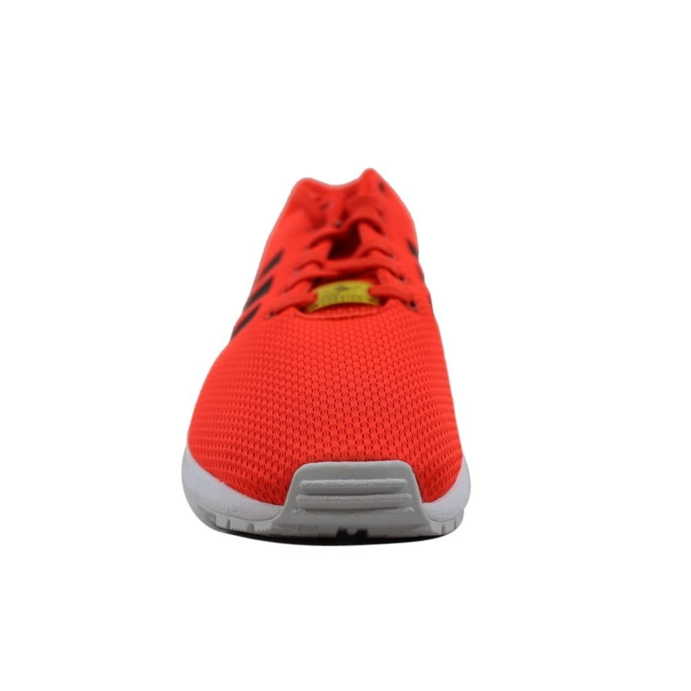 5399ea2c8289a Shop Adidas ZX Flux Infrared Infrared-White M22509 Men s - Free Shipping  Today - Overstock - 27339745