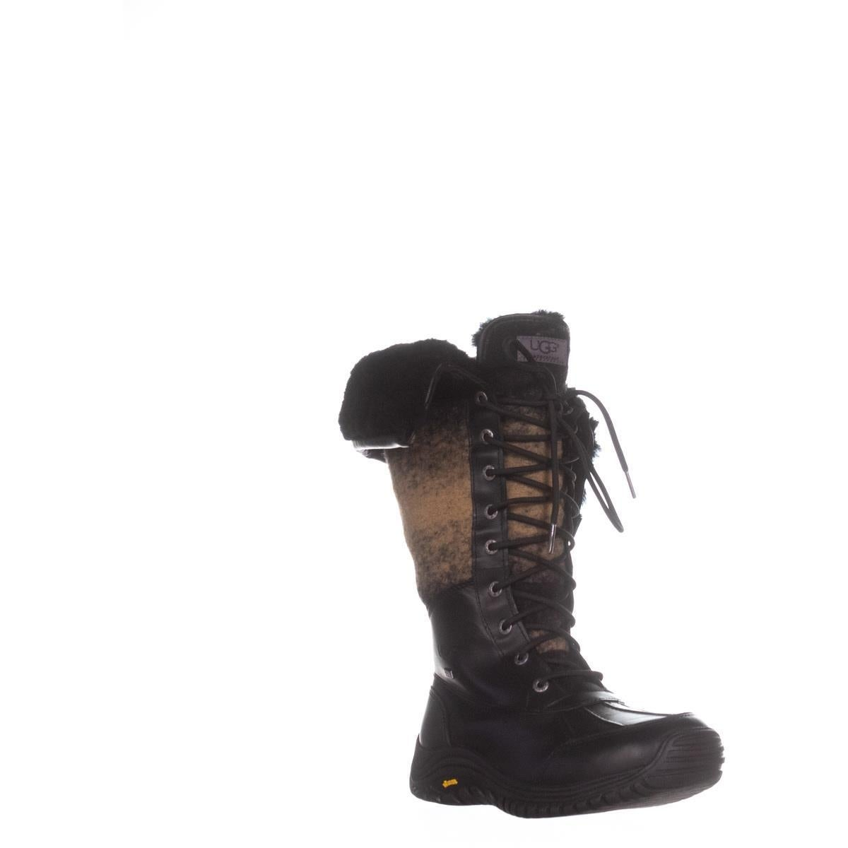 22805eeaf76 UGG Adirondack Weatherproof Boots, Black