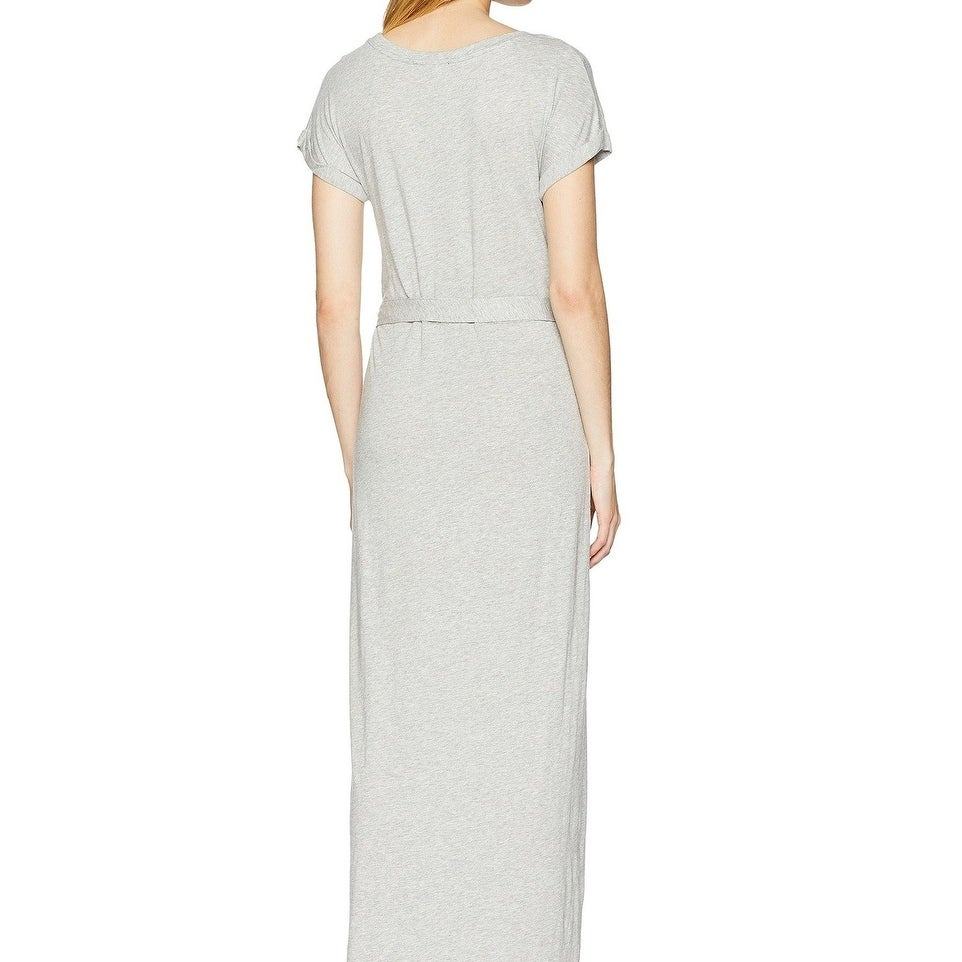 928bce33a752 Shop Sanctuary Heather Gray Womens Size Medium M Isle T-Shirt Maxi Dress -  Free Shipping On Orders Over $45 - Overstock - 27756614
