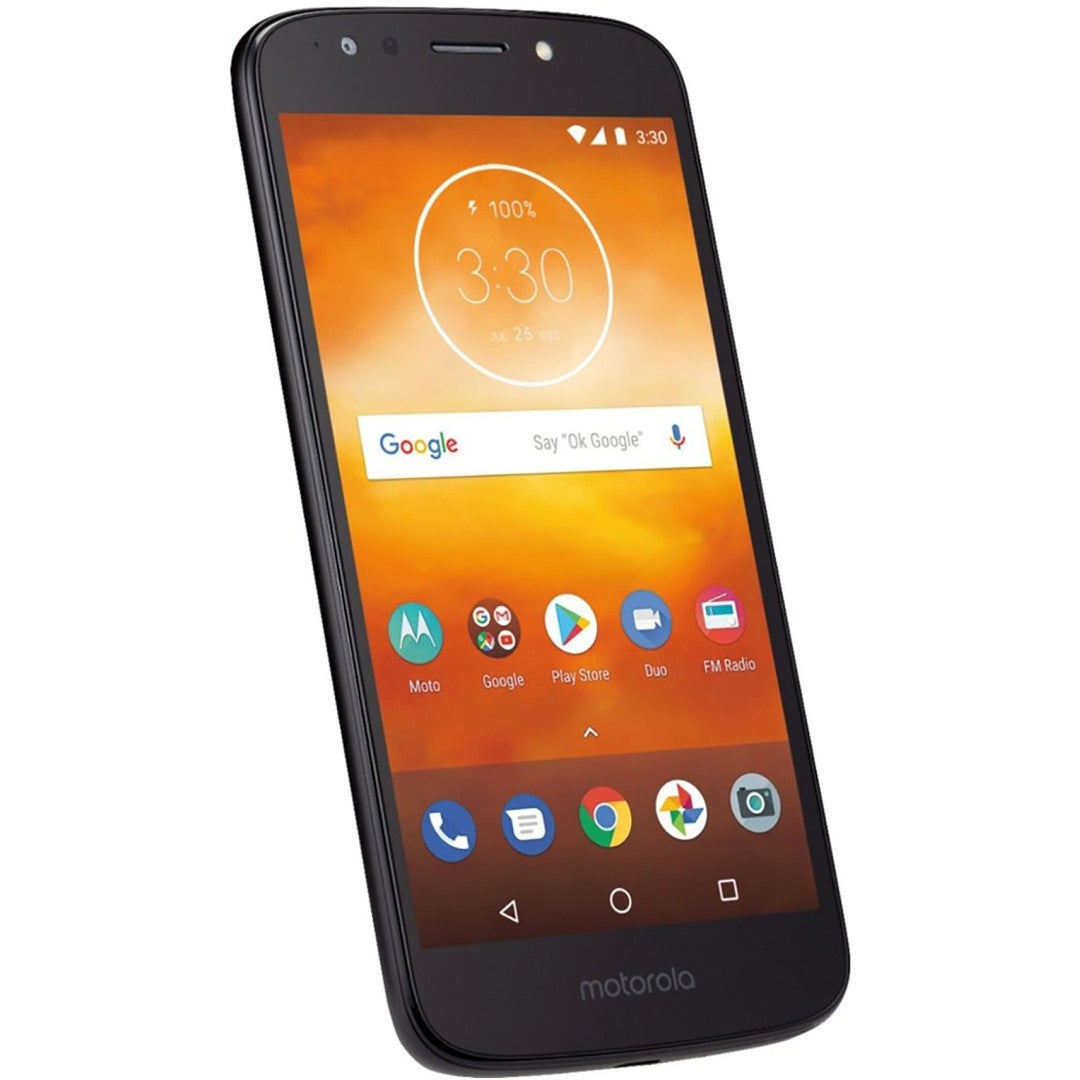 Motorola Moto E5 Play XT1921 16GB Unlocked GSM LTE Android Phone w/ 8MP  Camera - Black (Certified Refurbished)
