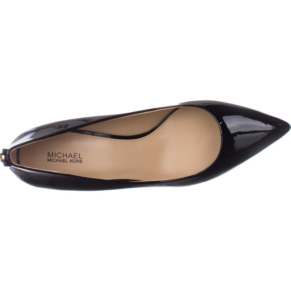 55b2e22215a Shop MICHAEL Michael Kors MK Flex Kitten Pointed-Toe Pumps