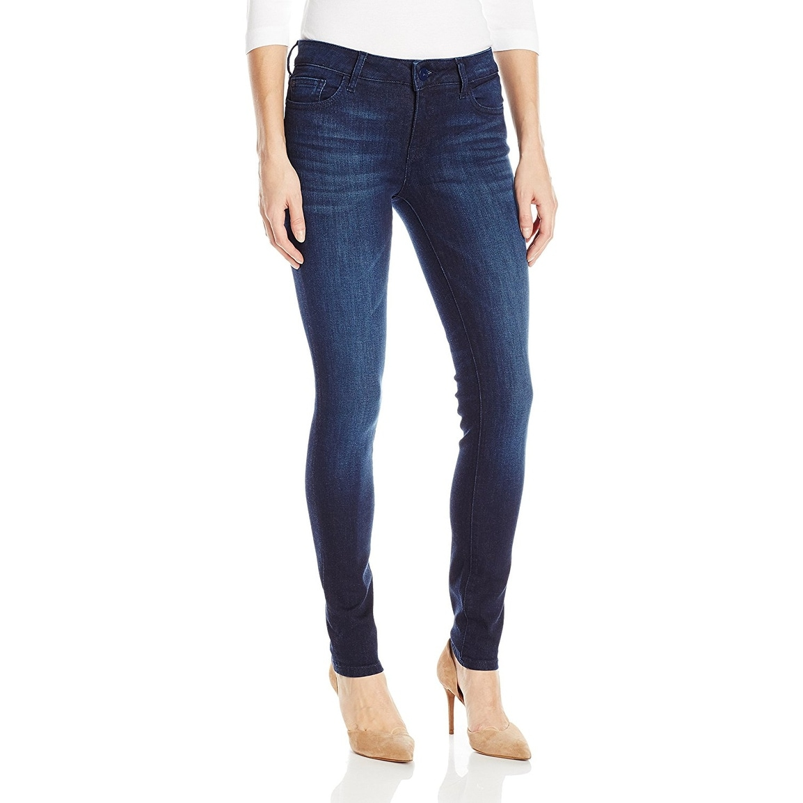 01f852cdf27 Shop DL1961 Jessica Alba Florence Instasculpt Skinny Jeans Pants - 26 -  Free Shipping Today - Overstock.com - 19873667