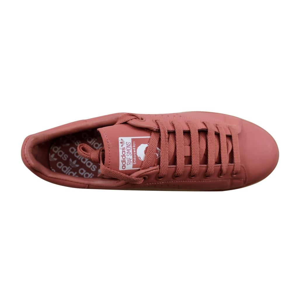 promo code b610d bd065 Shop Adidas Mens Raf Simons Stan Smith Ash PinkAsh Pink AQ2646 - Free  Shipping Today - Overstock - 22531448