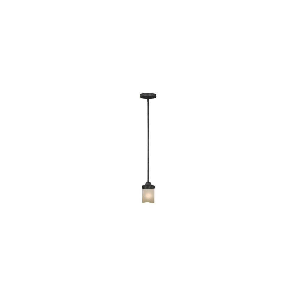 Shop vaxcel lighting p0134 halifax 1 light single pendant black walnut n a free shipping today overstock com 12954653