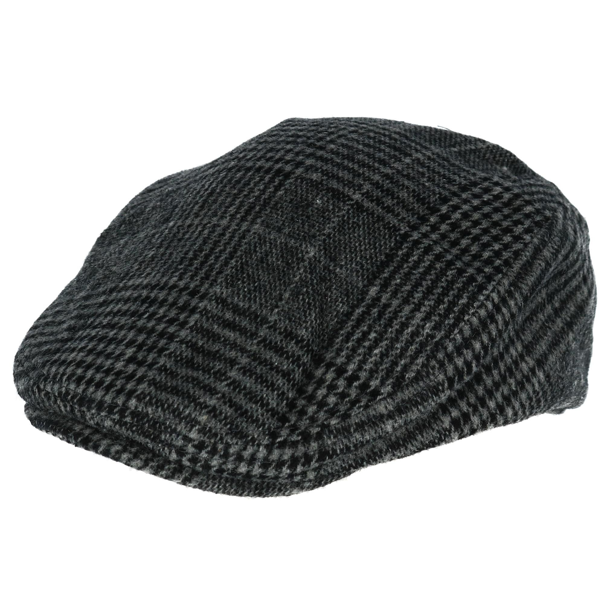 37ea53d5787ba Shop David   Young Men s Plaid Wool Ivy Cap - Free Shipping On ...