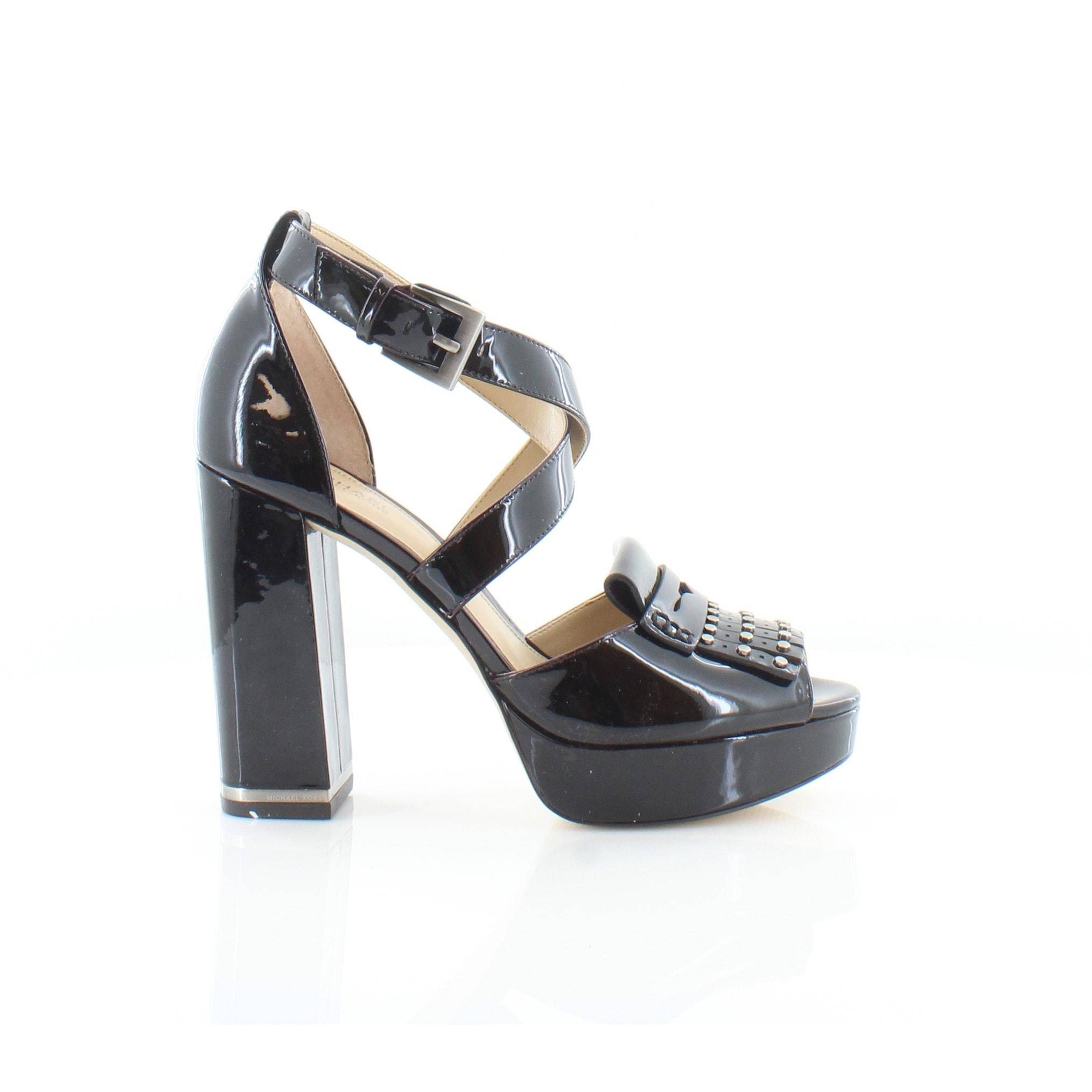 dca47306628 Shop Michael Kors Lindy Platform Pumps Women s Heels Plum - Free Shipping  Today - Overstock - 21590783