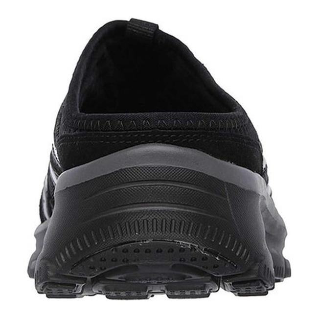 Shop Skechers Women s Relaxed Fit Easy Going Repute Clog Sneaker Black - On  Sale - Free Shipping Today - Overstock.com - 22816854 8d9c85daf