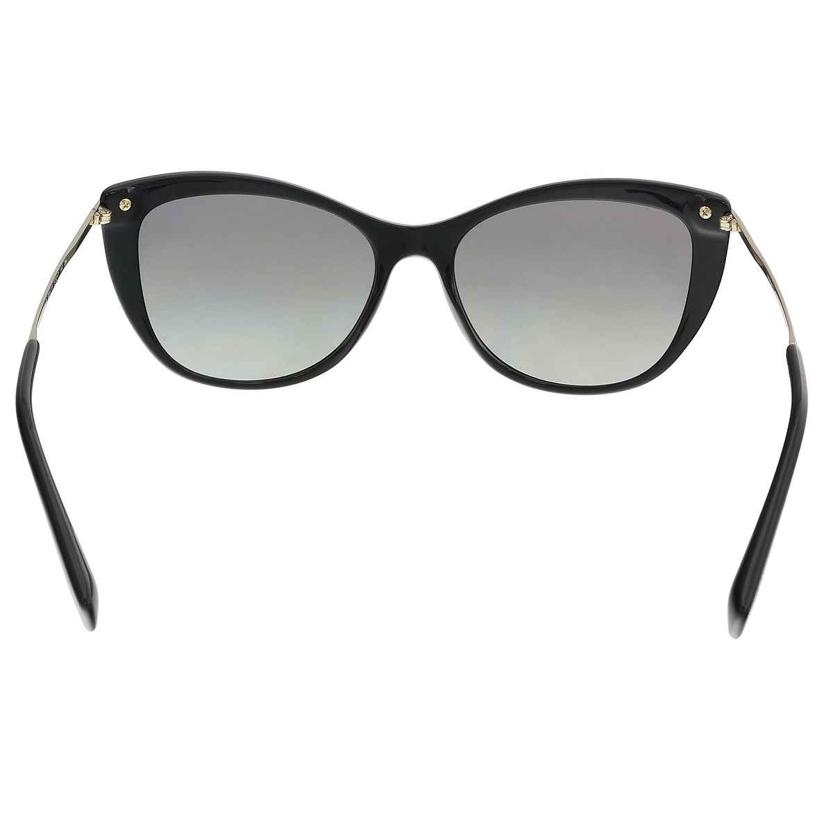 7e9191156d Shop Versace VE4345B GB1 11 Black Cat Eye Sunglasses - 57-17-140 - On Sale  - Free Shipping Today - Overstock - 21655754