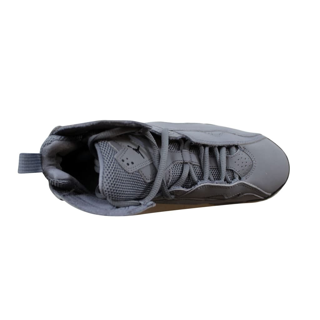 4d2b481a268b6e Shop Nike Grade-School Air Jordan True Flight BG Cool Grey Black 343795-027  - Free Shipping Today - Overstock - 22340404