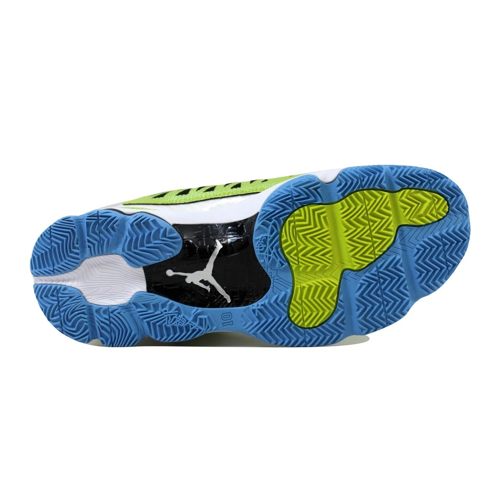 17a987162ca Shop Nike Men's Air Jordan CP3 VI 6 Nitro Pack Atomic  Green/Black-White-University Blue 535807-301 Size 10 - Ships To Canada -  Overstock - 21141990