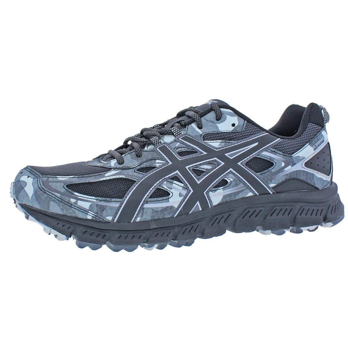 7d1e50f4ebab Shop Asics Mens GEL-Scram 3 Trail Running Shoes Camouflage Trainer - Free  Shipping Today - Overstock - 22680262