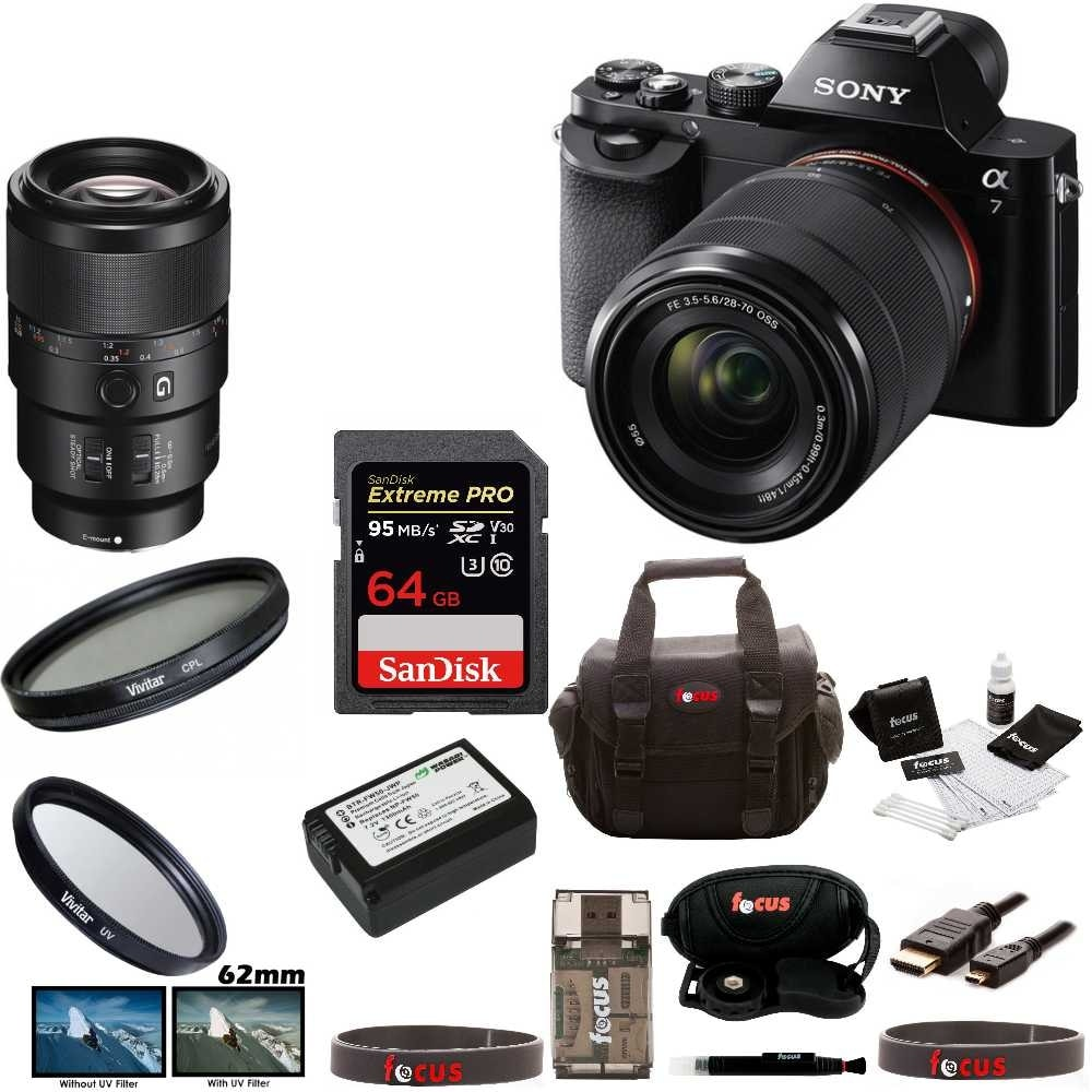 Shop Sony a7K Full-Frame Interchangeable Lens Camera with 28-70mm ...