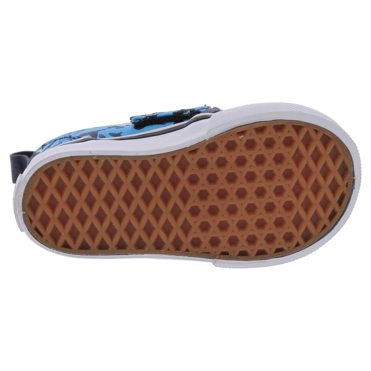7c05656b17e996 Shop Vans Boys Digi Shark Skate Shoes Low Top Lightweight - 4 medium (d)  toddler - Free Shipping On Orders Over  45 - Overstock - 20742618