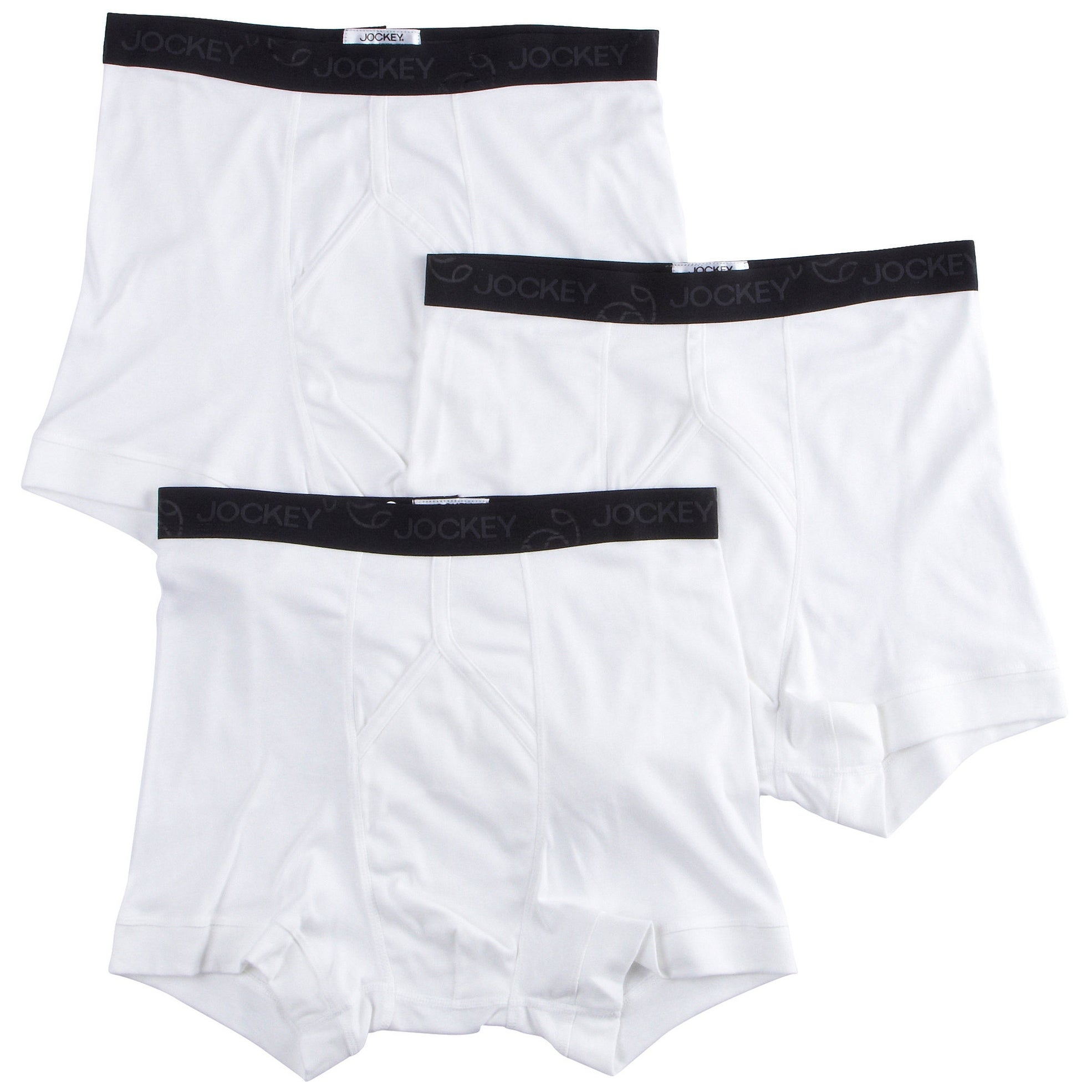 c9bec7b2a7c1a1 Shop Jockey Men's Underwear Staycool Boxer Brief - 3 Pack, 8802 - Free  Shipping On Orders Over $45 - Overstock - 20289835