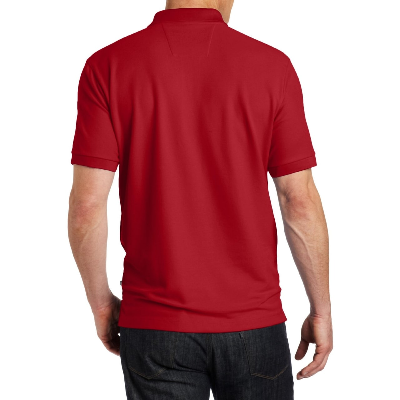 fd04662b Shop Nautica NEW Red Mens Size 2XLT Big & Tall Performance Deck Polo Shirt  - Free Shipping On Orders Over $45 - Overstock - 19846473