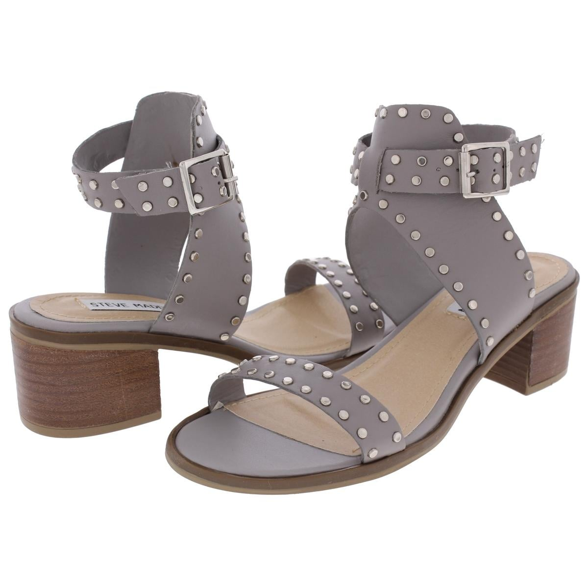 0012b7be971536 Shop Steve Madden Womens Gila Dress Sandals Studded - Free Shipping On  Orders Over  45 - Overstock - 20599567