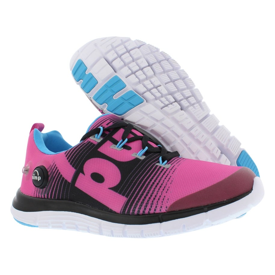 7705d3daee08c7 Shop Reebok Pump Running Girl s Shoes - Free Shipping Today - Overstock -  22163479