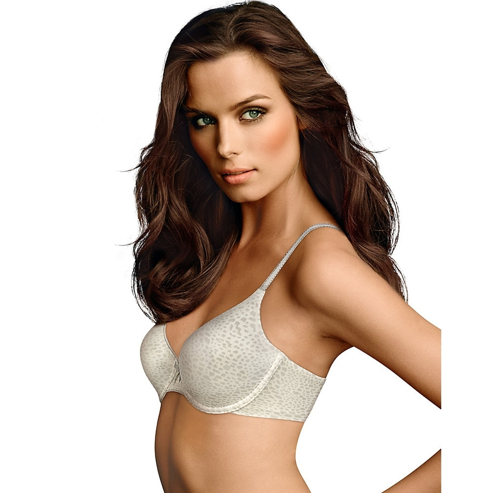 e38c86c817 Shop maidenform comfort devotion demi shirt bra size color silver free  shipping on orders over jpg