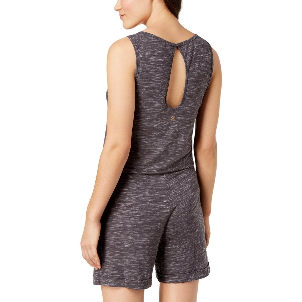 4bf35c6ad4 Shop Gaiam Womens Gemma Romper Yoga Fitness - Free Shipping On Orders Over  $45 - Overstock - 26280685