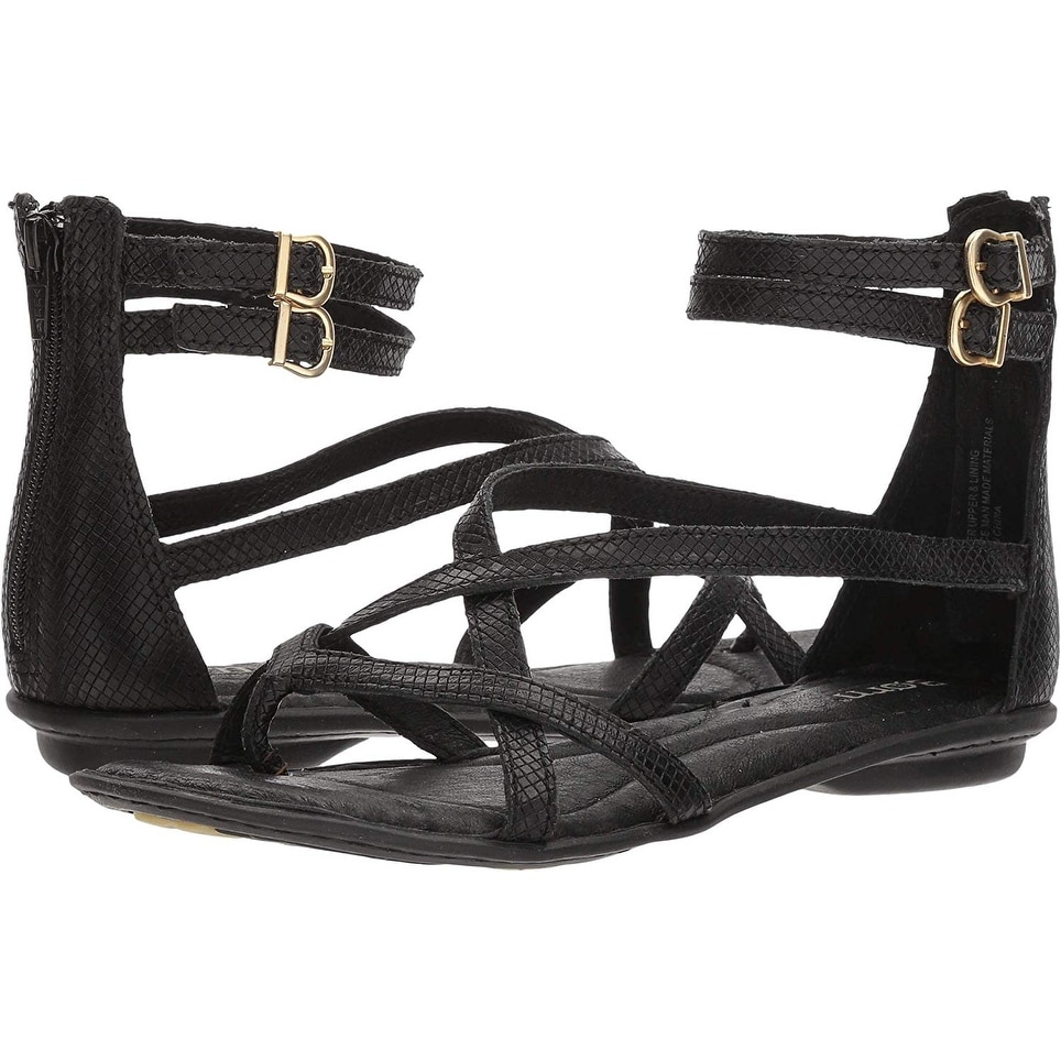 d3a718ad451c Shop Born Womens Mai Gladiator - Free Shipping Today - Overstock - 24305957