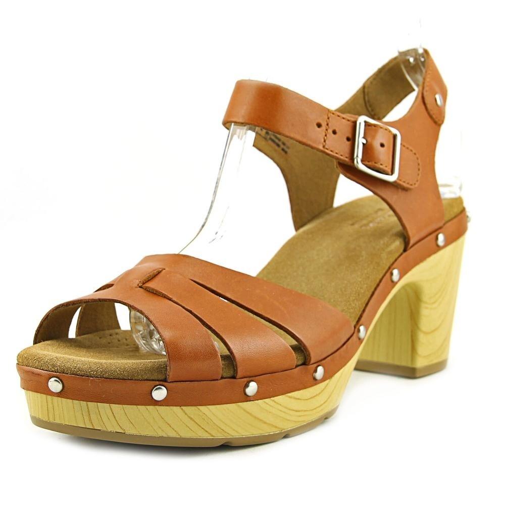 cd611d77092e Shop Clarks Narrative Ledella Trail Women Open Toe Leather Platform Sandal  - Free Shipping Today - Overstock - 17996048