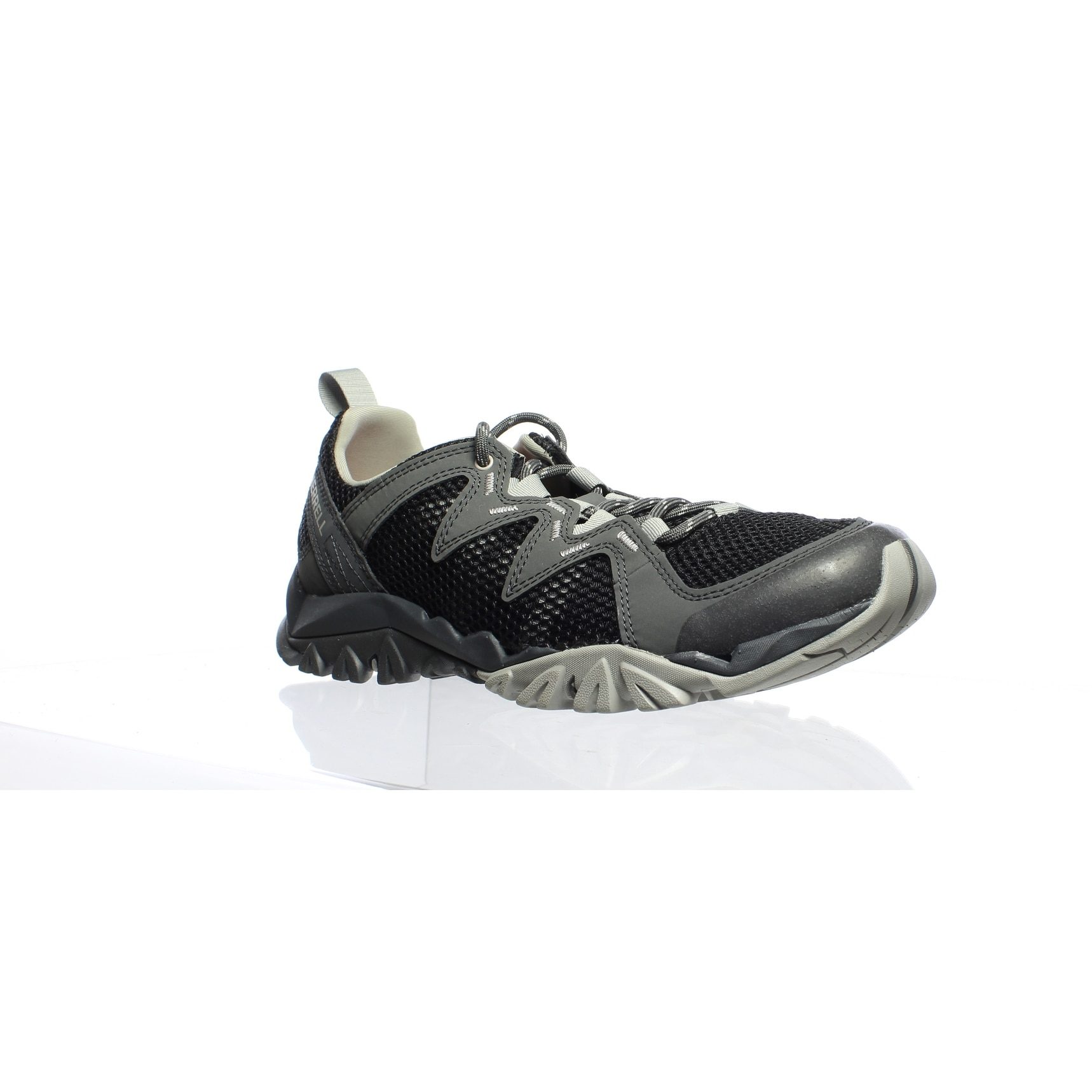 big clearance sale info for special discount of Merrell Mens Tetrex Rapid Crest Black Hiking Shoes Size 8