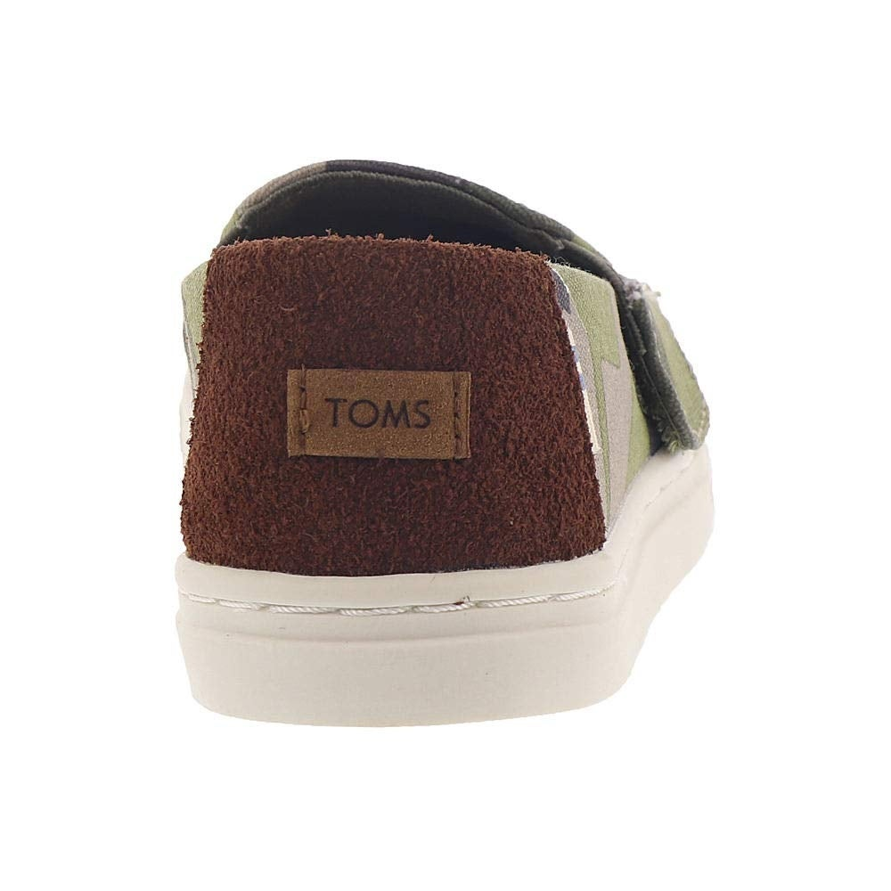 921818b91497f Shop TOMS Kids' 10009918 Alpargata-K - Free Shipping On Orders Over ...