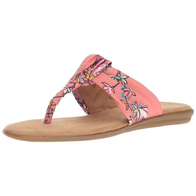 1c6e298b18b3 Shop Aerosoles Womens Chlairvoyant Open Toe Casual T-Strap Sandals - Free  Shipping On Orders Over  45 - Overstock - 14527275