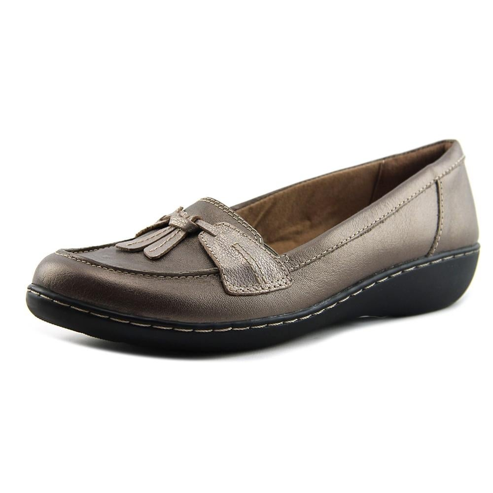 9d6733a3f70 Shop Clarks Narrative Ashland Bubble Women Round Toe Leather Loafer - Free  Shipping On Orders Over  45 - Overstock - 19449684