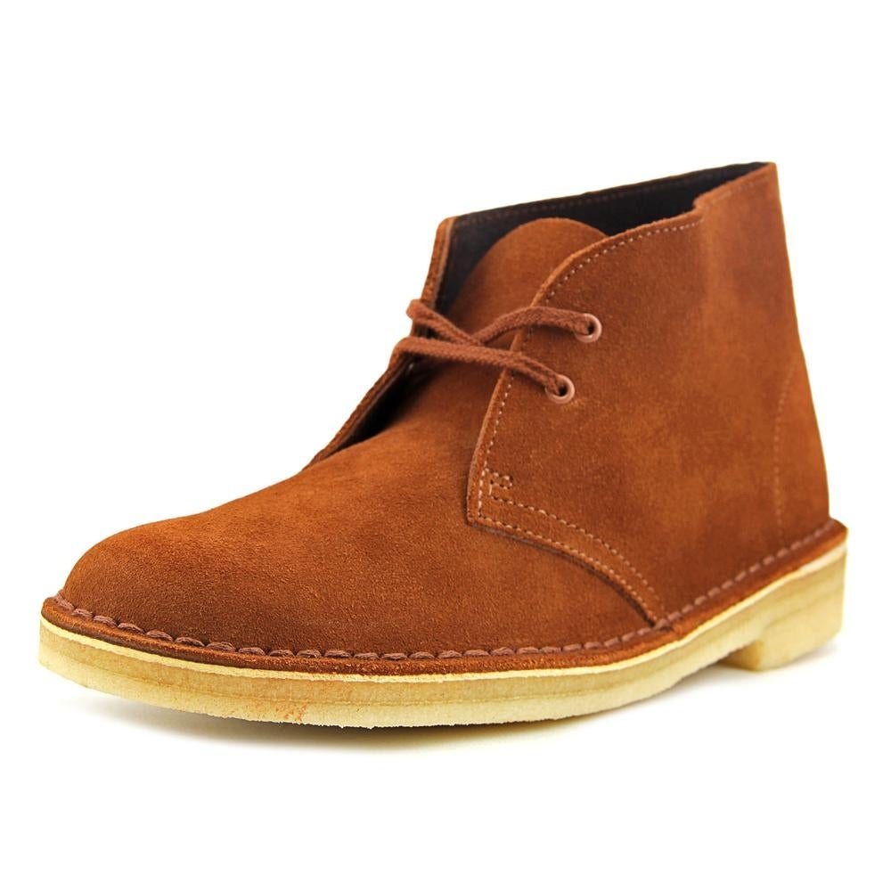 Shop Clarks Originals Desert Boot Women Round Toe Suede Desert Boot - Free  Shipping Today - Overstock.com - 17995984