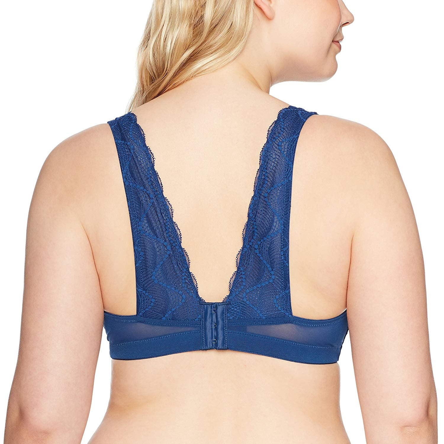 e7105cb262 Shop Paramour Women s Bette Wire Free Lace Bralette 145046 - Large - Free  Shipping On Orders Over  45 - Overstock.com - 23561724