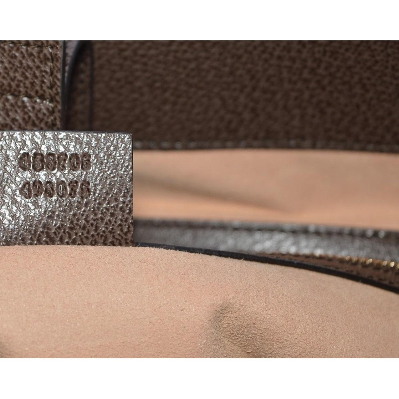 213b227bdc4e Shop Gucci Women's GG Supreme Bengal Tiger Crossbody Purse Bag Tote - Multi  - 14.5