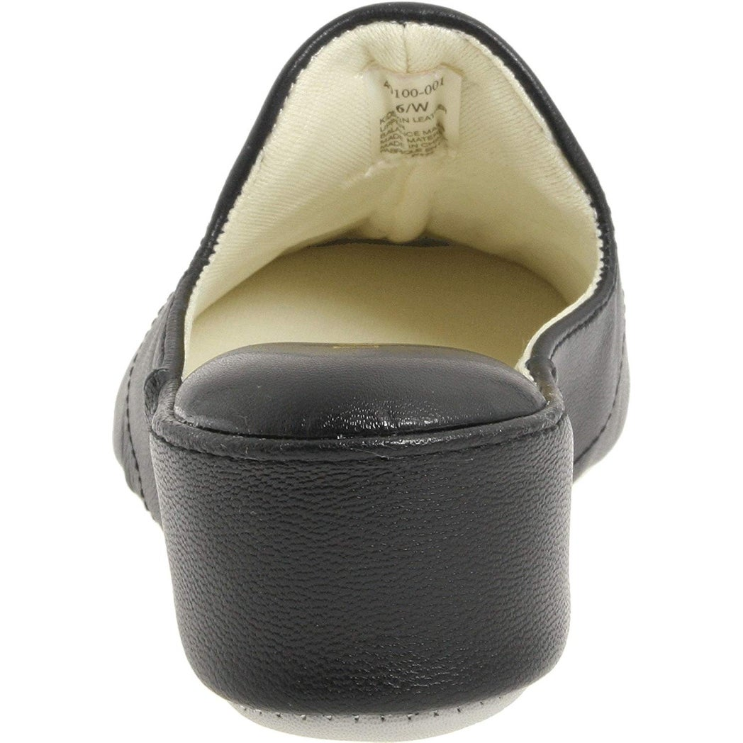 e2d867242a Shop Daniel Green Womens glamour Leather Closed Toe Mules - Free Shipping  On Orders Over $45 - Overstock - 22811375