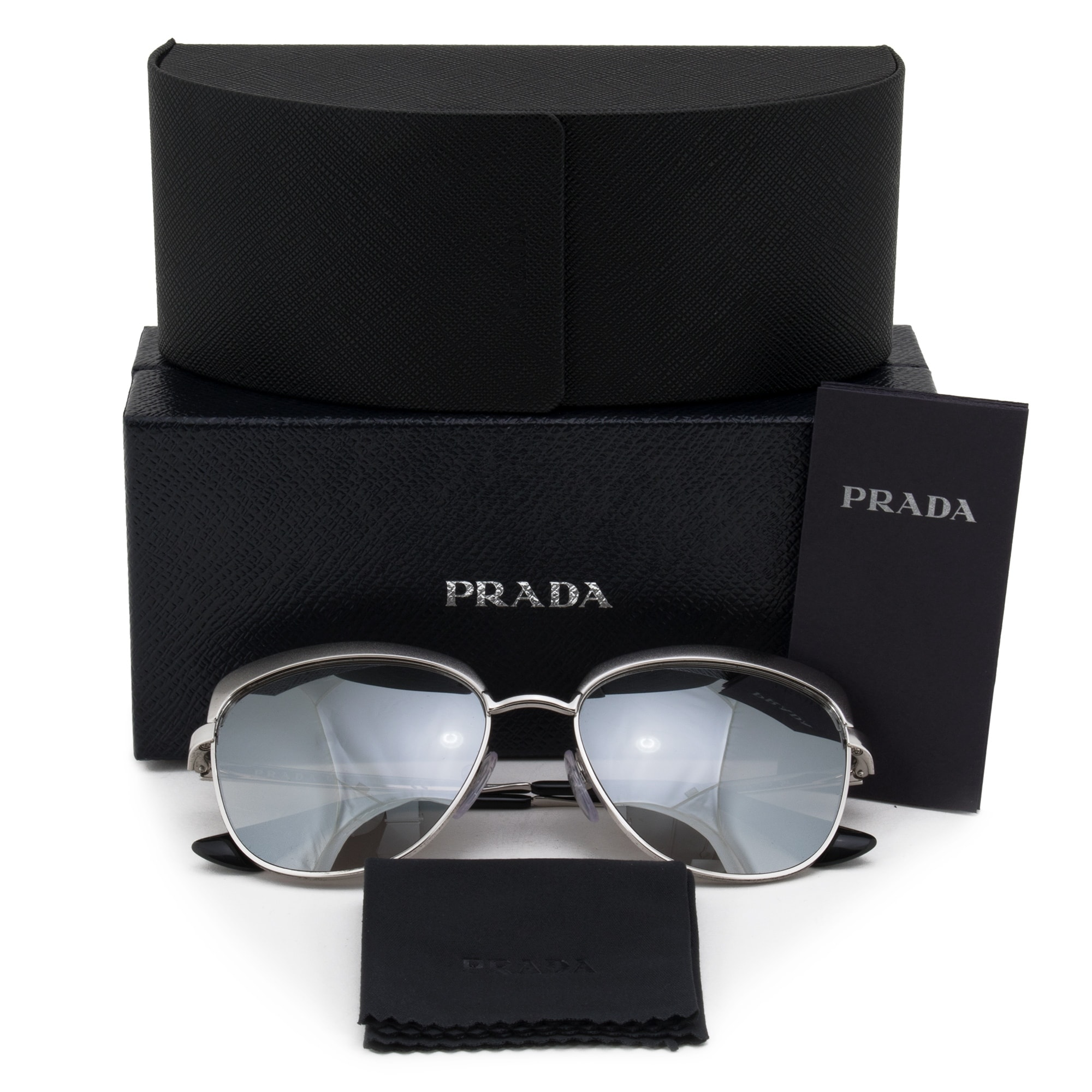 d4a72d8092 ... where can i buy shop prada cinema square sunglasses pr51ts var2b0 56 free  shipping today overstock